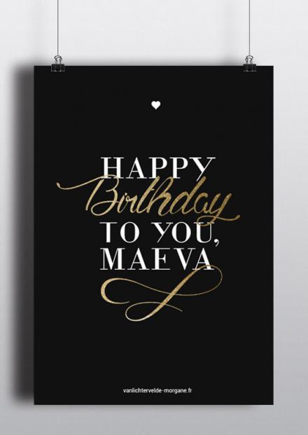 affiche-Anniversaire-Maeva
